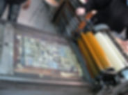 Letterpress Book mark Set up.jpg