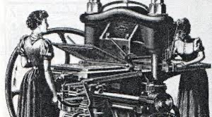 History of US Women in Printing