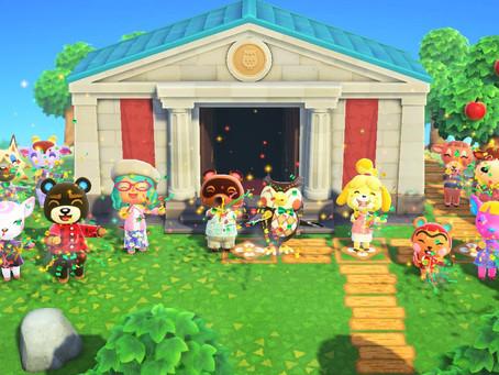 New Art for Animal Crossing!
