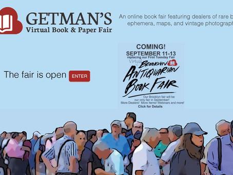 Virtual Book Fairs