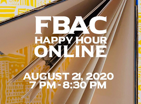 Happy Hour (Book Arts Style) this Friday!!! (7-9:30pm)
