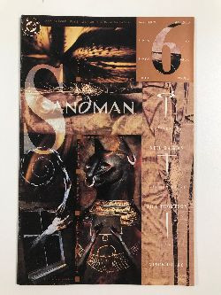 The Sandman and More Challenges - Online Talk at the Rare Book School