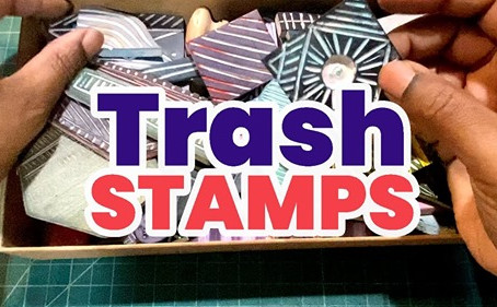 Trash Stamps!