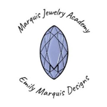 Marquis(e) Lapel Pin