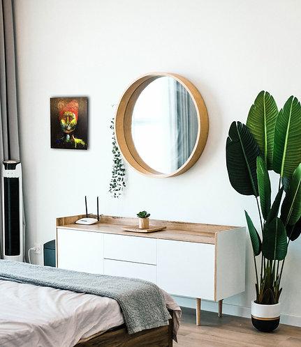 Resolute - Wood Panel