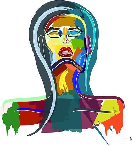 Colorized Portrait
