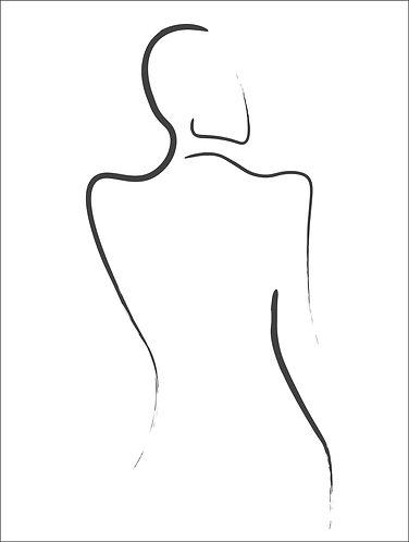 Figure drawing - Print