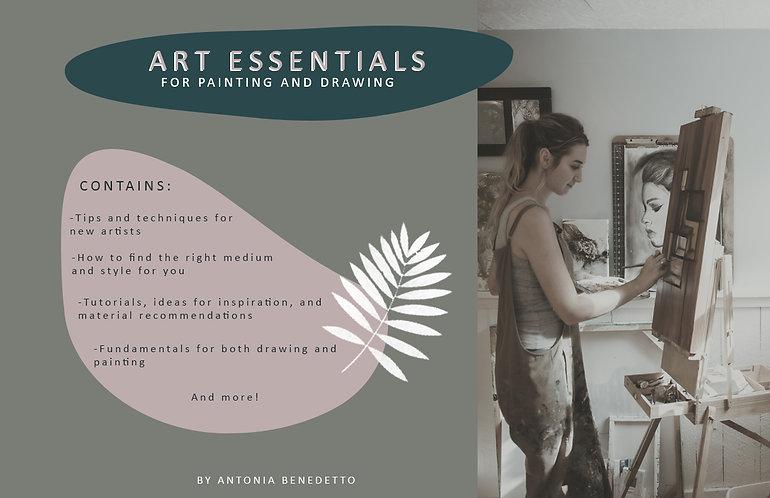 Art Essentials Booklet