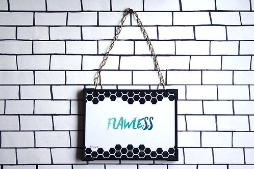 Flawless - Art Frame