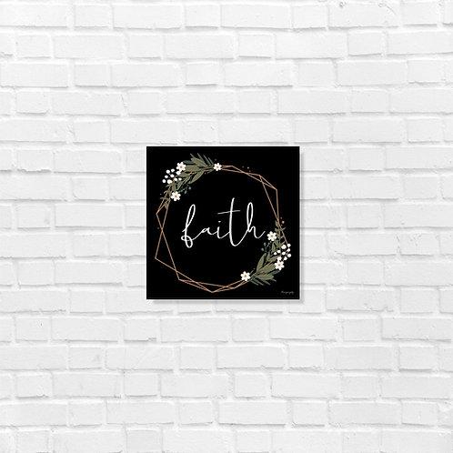 Faith - art frame