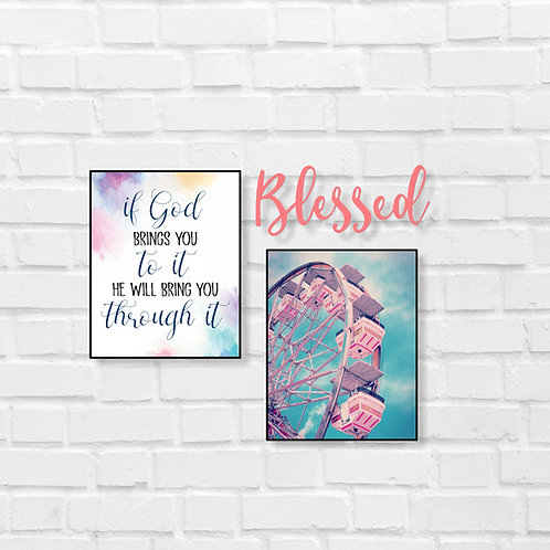 Blessed - Combo