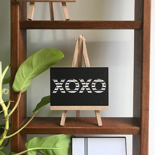 XOXO - Art Frame