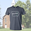 Thumbnail: God's Country - Georgetown  Navy Blue Tee