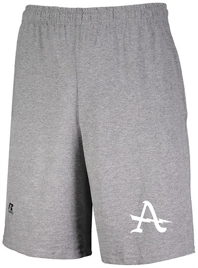 Albia Cotton Workout Shorts