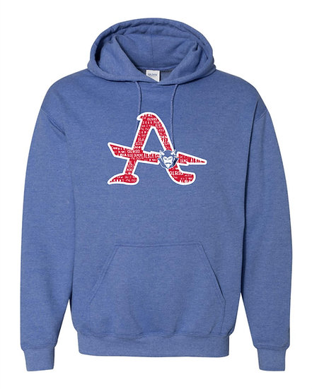 Albia Electric Hoodie