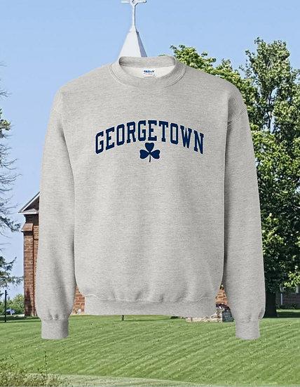 Georgetown 2021 - Crewneck Sweater