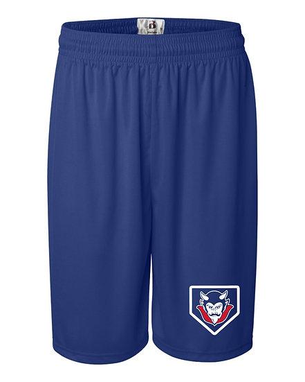 Blue Demon Baseball Shorts