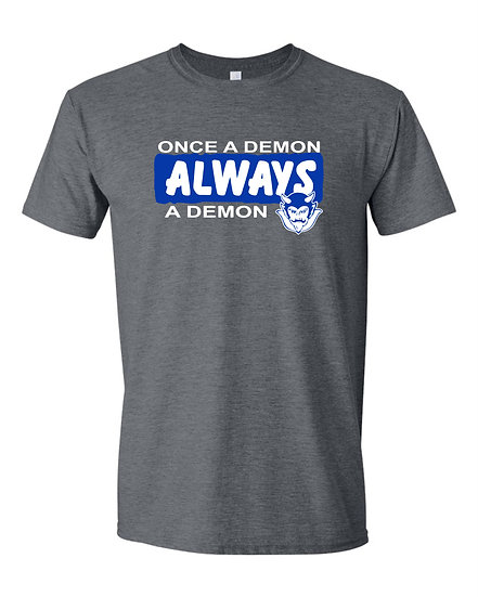 Albia Once A Demon Tee