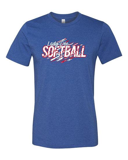 Lady Dees Softball Tee