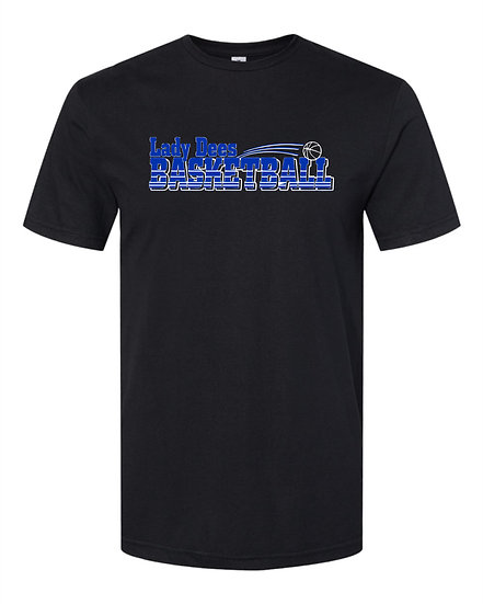 Lady Dees Basketball - Tee