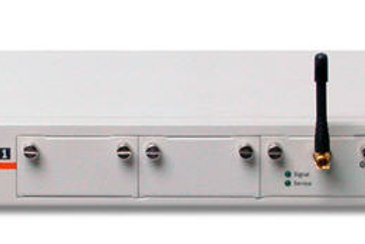 Zed-3 GS8 -  8 port modular interface