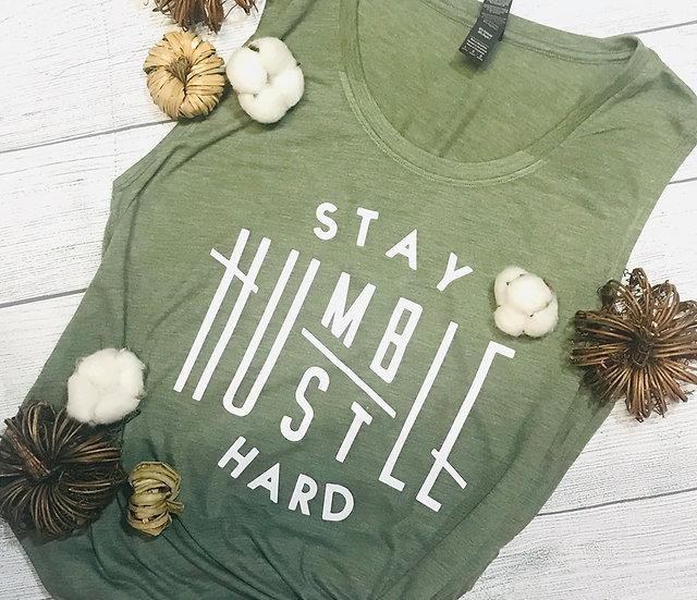 Stay Humble Tank