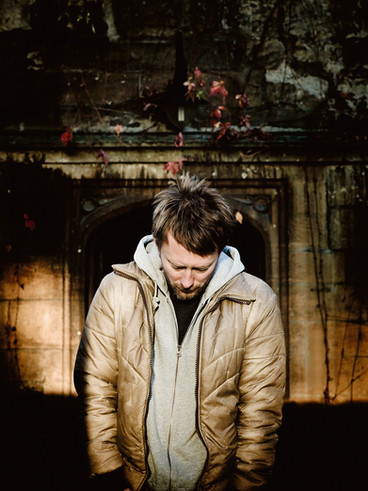 Thom Yorke. Radiohead.
