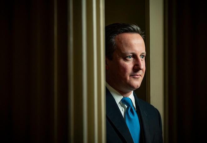 David Cameron PM.