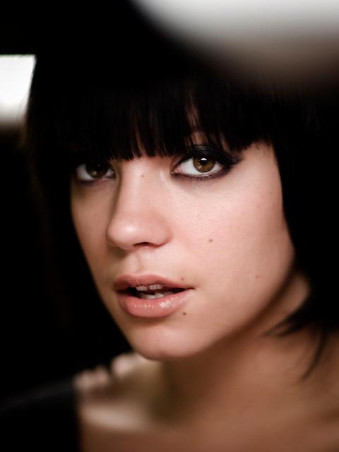 Lily Allen.