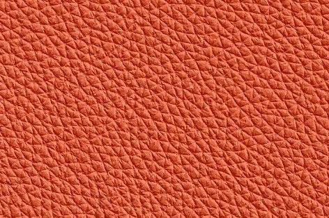 Leder orange, verschiedene Größen (144€/qm)