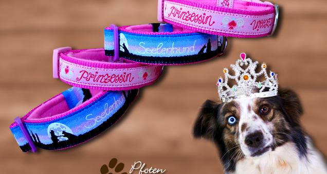 Prinzessin & Seelenhund pink