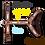 Thumbnail: Führgeschirr nach Maß, mit Borte und Lederpolsterung