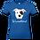 """Thumbnail: T-Shirt """"AmStaff"""" mit Hundemotiv und Wunschtext"""