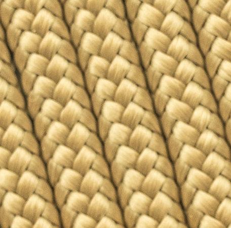 1m PPM-Seil, Luxury Gold, viele Größen
