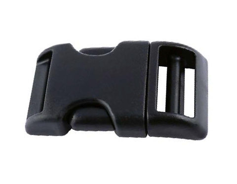 Klickverschluss National Molding oder Pfotenfreude, POM / Acetal, 3 Breiten