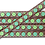 "Thumbnail: Webband ""Daisy Dots"" viele Farben, 22mm (3,50€/m)"