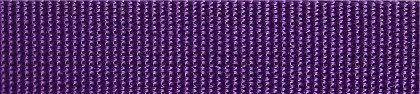 1m Gurtband lila, 4 Breiten