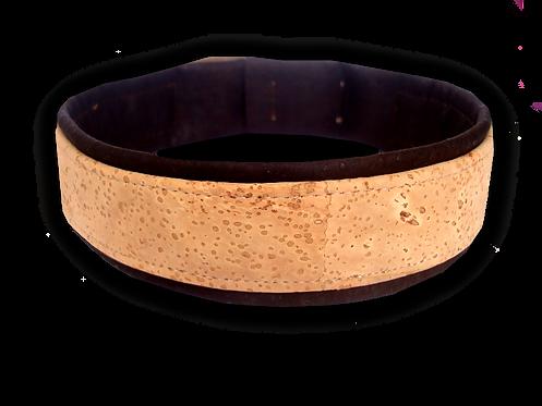 Voll-Kork-Halsband, individuell nach Maß
