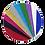 Thumbnail: Handabdruck / Fußabdruck-Schmuck Kette mit Namen