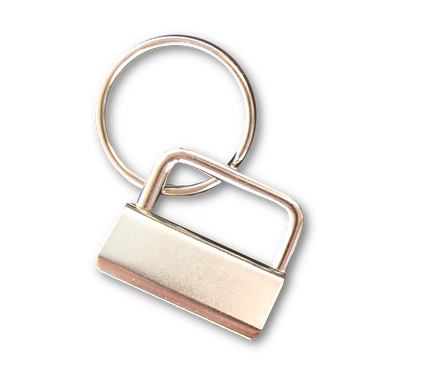Schlüsselanhänger-Rohling Clip, 3 Größen