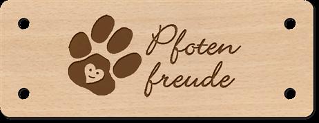 Label aus Holz, individuell graviert, viele Farben