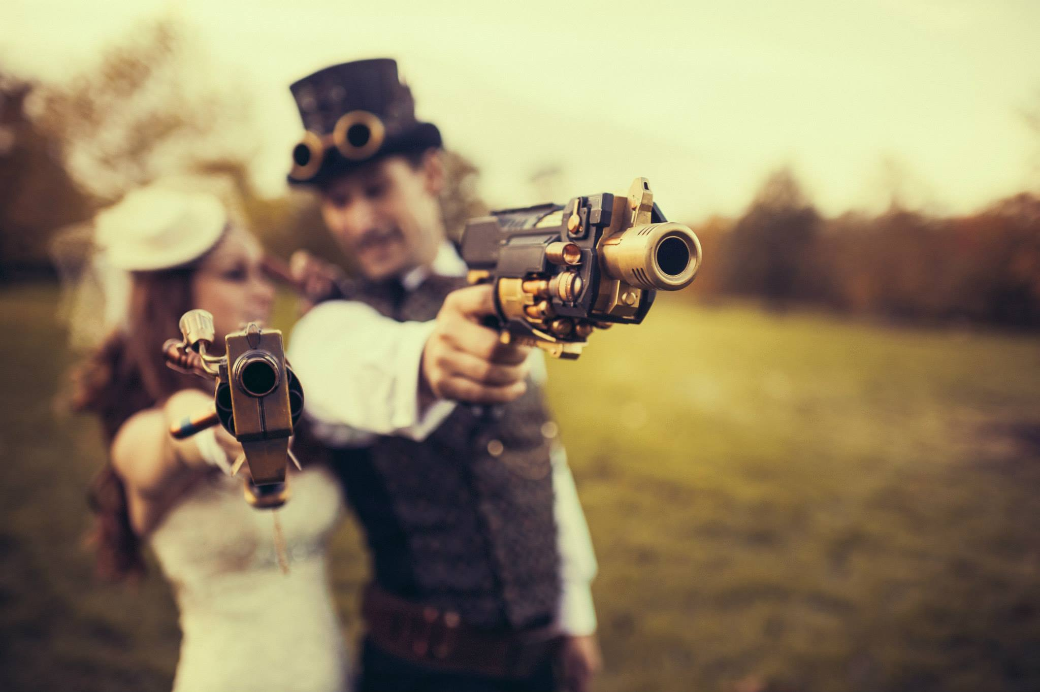 Paul and Danielle's Steampunk Wedding (8).jpg
