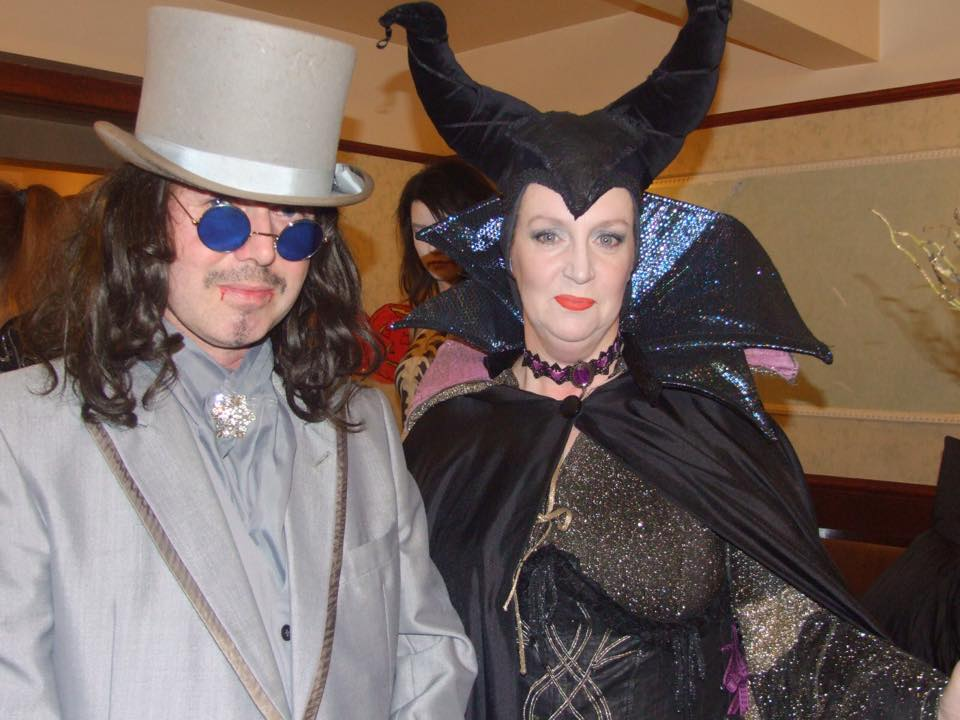 Milifiscent and the count Oct 2014.jpg