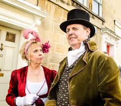 Regency Jane Austen Tour