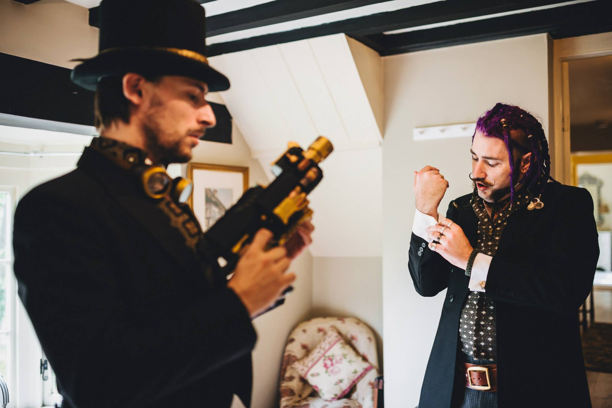 Paul and Danielle's Steampunk Wedding (7).jpg