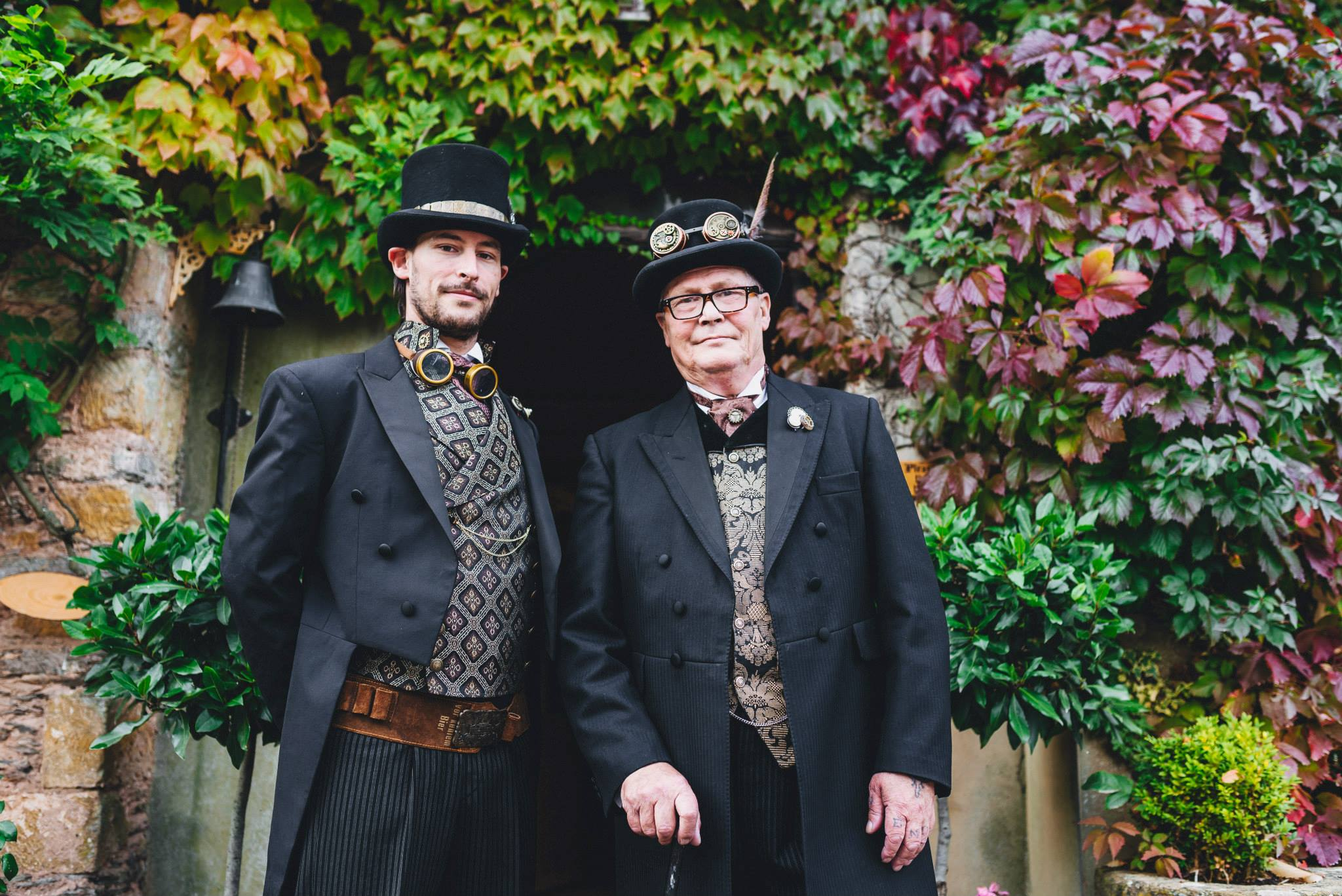 Paul and Danielle's Steampunk Wedding (26).jpg