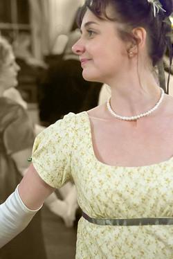 Dancing at Jane Austen Ball