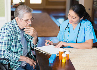 Medication Adherence - or more simply put - following your doctor's instructions.