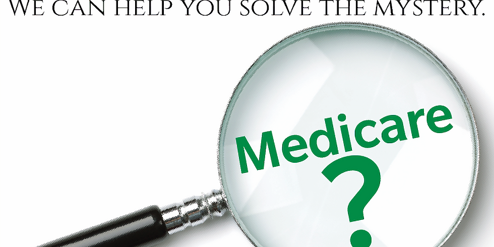 November 26 - Take the Mystery out of Medicare
