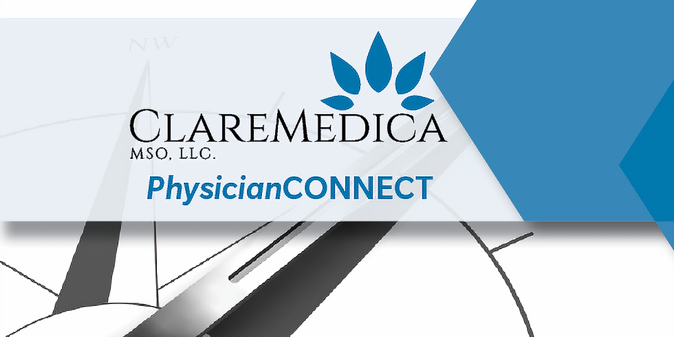 PhysicianCONNECT Dinner - June 19, 2019